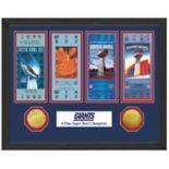 Highland Print New York Giants Framed Super Bowl Ticket