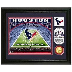 Highland Mint Houston Texans Stadium Framed Photo