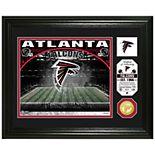 Highland Mint Atlanta Falcons Stadium Framed Photo