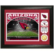 Highland Mint Arizona Cardinals Stadium Framed Photo