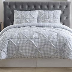 Truly Soft Everyday Gingham Duvet Cover Set