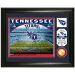 Highland Mint Tennessee Titans Stadium Framed Photo