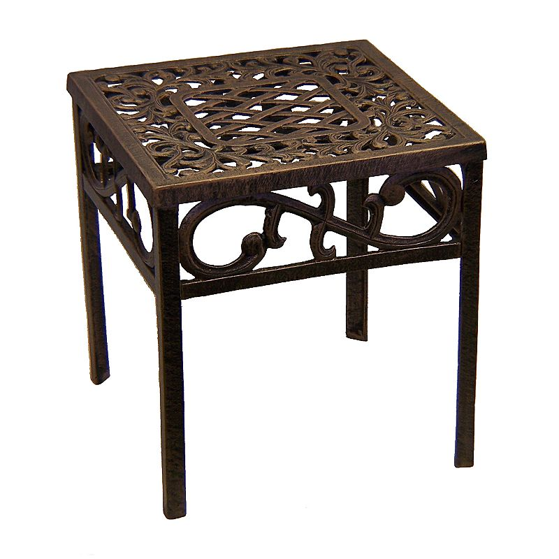 Outdoor patio table kohl 39 s for Outdoor furniture kohls