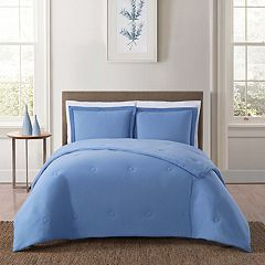 Truly Soft Everyday Solid JerseyComforter Set