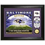 Highland Mint Baltimore Ravens Stadium Framed Photo