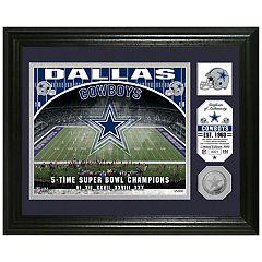 Highland Mint Dallas Cowboys Stadium Framed Photo