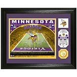 Highland Mint Minnesota Vikings Stadium Framed Photo