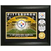 Highland Mint Pittsburgh Steelers Stadium Framed Photo