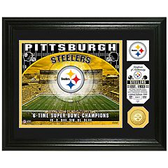 Highland Mint Pittsburgh Steelers Stadium Framed Photo