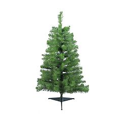Northlight Seasonal 3-ft. Traditional Noble Fir Artificial Christmas Tree