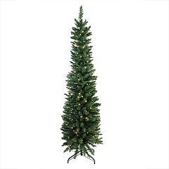 Northlight Seasonal 6-ft. LED Northern Balsam Fir Artificial Christmas Tree