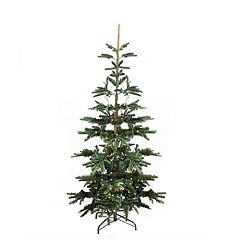 Northlight Seasonal 9-ft. LED Noble Fir Artificial Christmas Tree