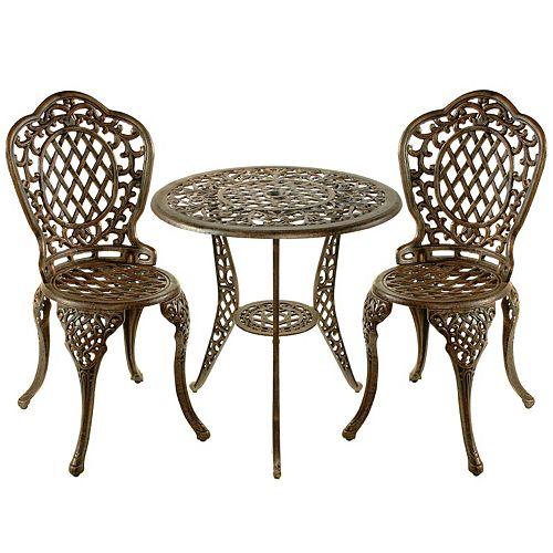 Sonoma Outdoors Bistro Sets Patio Sets Patio Furniture Patio Garden Kohl 39 S