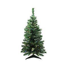 Northlight Seasonal 3-ft. LED Pine Medium Artificial Christmas Tree