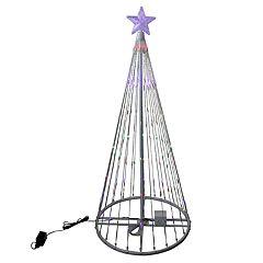 Northlight Seasonal 4-ft. LED Light Show Christmas Tree Indoor / Outdoor Decoration