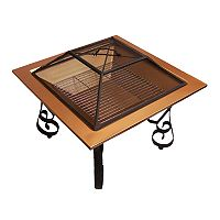 Oakland Living Victoria Fire Pit - Outdoor