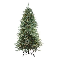Northlight Seasonal 4.5-ft. Pre-Lit Washington Frasier Fir Slim Artificial Christmas Tree