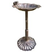 Oakland Living Frog Birdbath - Outdoor