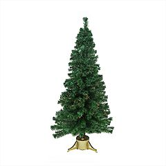 Northlight Seasonal 6-ft. Pre-Lit Fiber Optic Artificial Christmas Tree