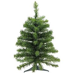 Northlight Seasonal 2-ft. Canadian Pine Artificial Christmas Tree