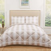 Truly Soft Everyday Buffalo Plaid Comforter Set