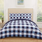 Truly Soft Everyday Buffalo Plaid Comforter Set