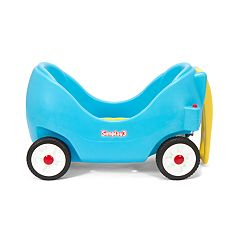 Simplay3 High Back Wagon - Blue