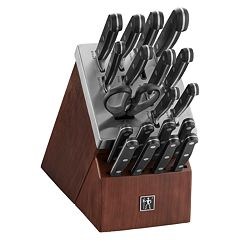 J.A. Henckels International Classic 20-piece Self-Sharpening Knife Block Set