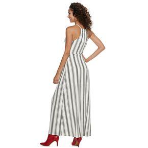 Juniors' Candie's® Halter Maxi Dress