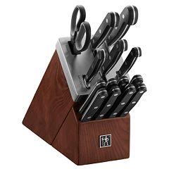 HENCKELS Classic 15-piece Self-Sharpening Knife Block Set