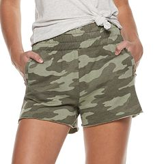 Juniors' SO® High-Waisted Shorts