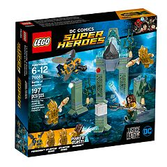 LEGO DC Comics Super Heroes Battle of Atlantis 76085