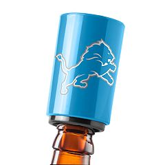 Boelter Detroit Lions Push-Down Bottle Opener