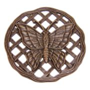 Oakland Living Butterfly Garden Stepping Stone - Outdoor