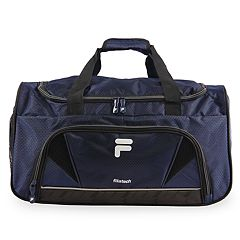 4389ad6b5ed7 FILA® Comet Small Sports Duffel Bag. Blue Gray. sale