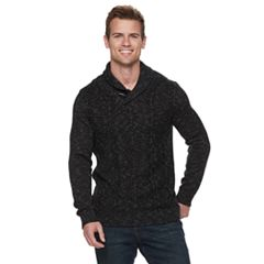 Men's Method Regular-Fit Shawl-Collar Sweater