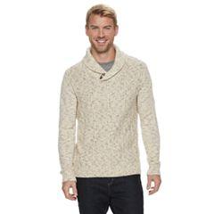 Men's Method Regular-Fit Shawl-Collar Sweater