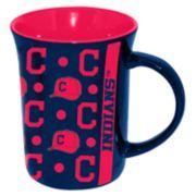 Cleveland Indians 15 oz. Line Up Mug