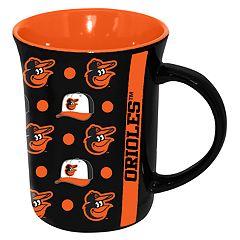 Baltimore Orioles 15 oz. Line Up Mug