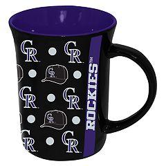 Colorado Rockies 15 oz. Line Up Mug