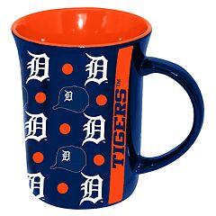 Detroit Tigers 15 oz. Line Up Mug