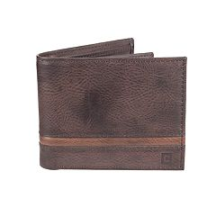 Men's Chaps RFID-Blocking Extra-Capacity Slimfold Wallet