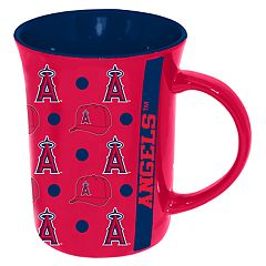 Los Angeles Angels of Anaheim 15 oz. Line Up Mug