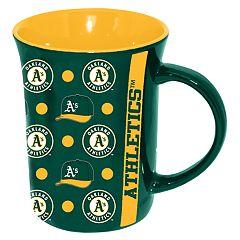 Oakland Athletics 15 oz. Line Up Mug