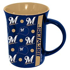Milwaukee Brewers 15 oz. Line Up Mug