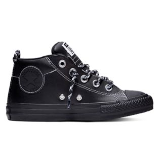 Boys' Converse Chuck Taylor All Star Street Hiker Mid Sneakers