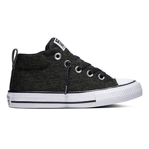 3a1b2b9fc213 Boys  Converse Chuck Taylor All Star Street Mid Sneakers