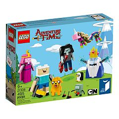 LEGO Ideas Adventure Time 21308