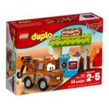 Disney/Pixar Cars LEGO DUPLO Mater´s Shed 10856