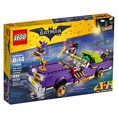 LEGO Batman The Joker Notorious Lowrider 70906
